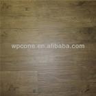 Waterproof vinyl tile floor