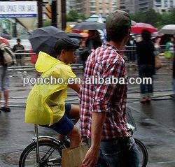 kids bicycle rain poncho
