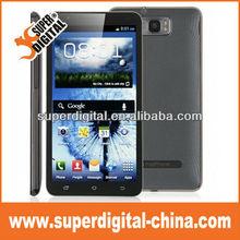 N9776 dual core MTK6577 6.0 inch screen smartphone