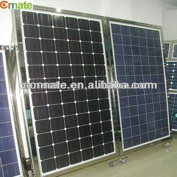 48v 300W cheap pv solar panel price per watt