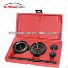 WINMAX VW AUDI REAR SUSPENSION BUSH REMOVAL & INSTALLATION TOOL KIT FOR VW AUDI WT04180