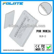 Akku for Nokia 5210 6510 7650 8210 8310 BLB-2 8250 8850 8890 8910i Accu