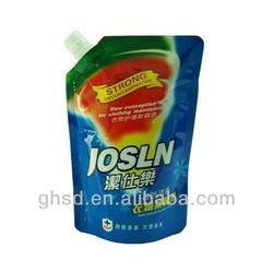 salad bag manufacturers / plastic bag with spout