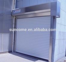 aluminum industrial automatic roller shutter door