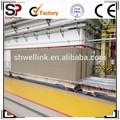 Sinopower material de construção de máquinas! Betão celular autoclavado bloco de concreto da linha de produção, equipamentos para a produção de tijolos