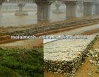 100*120mm reno gabion mattress factory in alibaba China