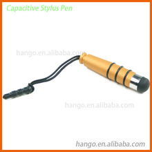 High Sensitivity Bullet-Shaped Mini Stylus Pen