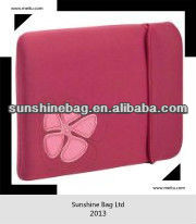 2013 Neoprene laptop sleeve with Customized Design logo printing