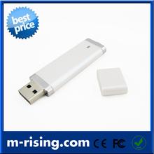 Memorising, Pearl white USB Flash Drive, Plastic USB Drive
