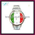 lega italiano bracciali bandiera guardare con stile moda popolare in europa
