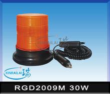 30W ip67 led warning light RGD2009M 12V/24V DC