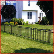 Garden fencimg, iron fence