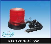 5W ip67 led warning light RGD2008S 12V/24V DC