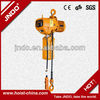 2013 hot sell JNDO lifting equipment electric chain hoist