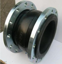 DIN flange standard neoprene flexible rubber joint