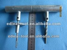 Tire puncture repair kit