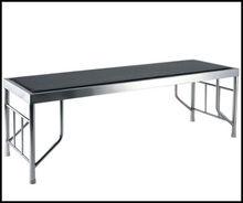 RC-028B-1600 Stainless steel Medical Platform Bed