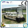 8 seater off road electric golf cart for hotel school park widely use