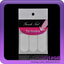 Nail art products french tip guides nail tips tools