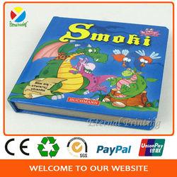 New design Cartoon book/Children book printing/Children education book in China