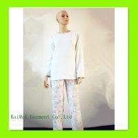Fashion Cow Printed Women Pajama Pants/ Sleep Shorts