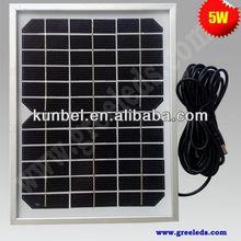 5W-250W Poly/Mono solar cell 12v 5w solar panel