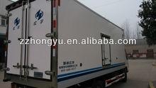CKD refrigerated cargo van body