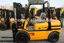 HYUNDAI 3.5 ton diesel engine forklift dealer