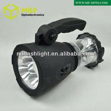 220v rechargeable crank dynamo li-ion battery led camping lantern