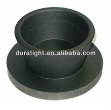 Graphite Torch Crucible Cup W/ Base Melting Refining Casting Gold Silver Copper