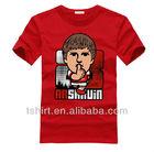 printing Arsenal Andrey Sergeyevich Arshavin pattern red t shirt