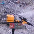 Yl420 multi- o ângulo rock drill máquinas de mineração para a venda!