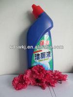 flush toilet cleaner liquid
