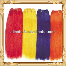 Accept paypal China wholesale human hair extension sell best colored two tone hair weave