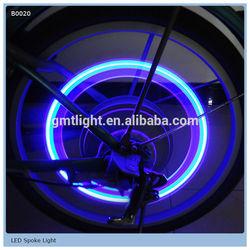 Spoke Light Bike