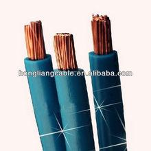 American standard 8#,10#,12#,14 PVC sheath single core copper wire