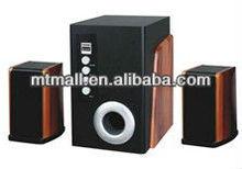 2.1 Computer Multimedia Speaker Support USB/SD/FM