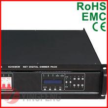 E6 6CH*6KW Portable DMX 512 pro light controller