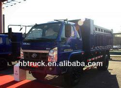 Foton 4*2 small dump truck