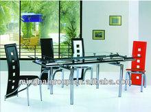 Hot Sale Modern Design Extension Dining Table,Folding Tabl MDT-285