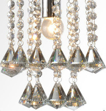 AAA quality crystal diamond beads for chandelier
