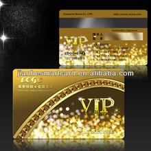 PVC Supermarket Membership Card / VIP Card