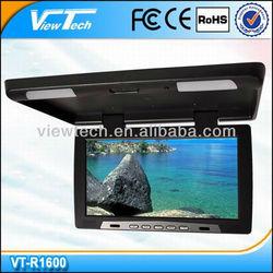 """16"""" AV/TV/VGA Car TFT LCD Monitor"""