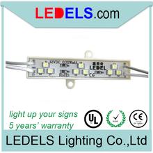 led sign montreal 72 lm 0.72Watt led sign illumination