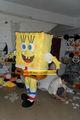 sponge baby mascot costume