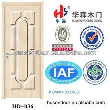 popular style mdf molded door skin