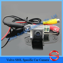 NTSC/PAL Optional High Definition View Vehicl Camera For Volvo S80L/S40L/S80/S40