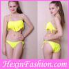 Wholesale 2014 New Cheap Sexy Printed Tassel Fringe Bikinis