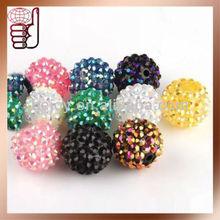 2014 New Arrival High Quality DIY Shamballa Beads (JA0320)