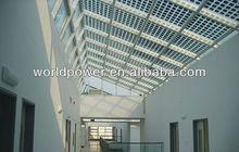 Chinese Transparent Solar Panel,Bipv Roofing Solar Panel